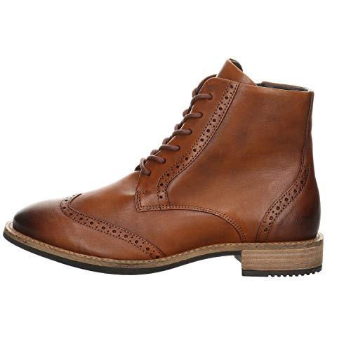 ECCO Damen Sartorelle 25 Tailored Honey The Natrual Fashion Boot, Braun (Honig), 39 EU