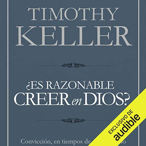 Es razonable creer en Dios? [Is It Reasonable to Believe in God?] Titelbild
