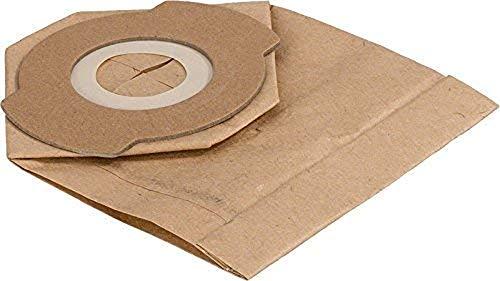 Bosch 5x Papierfilterbeutel (Zubehör für Staubsauger EasyVac 3)