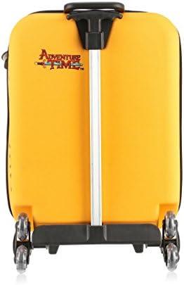 Adventure time luggage _image0