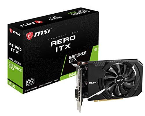 GeForce GTX 1650 AERO ITX 4G OC