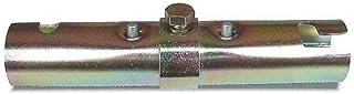 ロックジョイント 30本セット。強度と耐久性に優れた足場材、Φ48.6単管パイプをジョイント。仮設工業会認定品(平和)