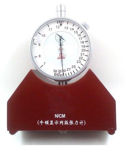 Newton Siebdruckmessgerät/Mesh-Spannungsmesser/Messgerät mit Seidendruck 7-36N