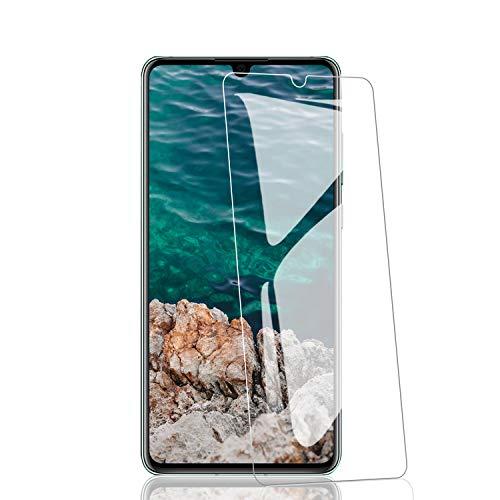 RIIMUHIR 2 Pezzi Pellicola Vetro Temperato Compatibile con Huawei P30 PRO, Durezza 9H, ad Alta Definizione, Senza Bolle, Anti-Impronte, Facile da Pulire