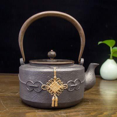GYK Boutique theeservies, Japanse oude ijzeren theepot kookte theepot set