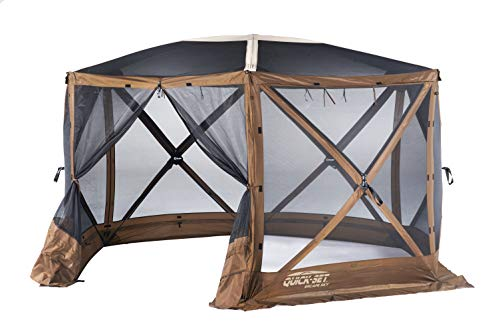 Quick Set 12873 Sky, Brown Screen Shelter