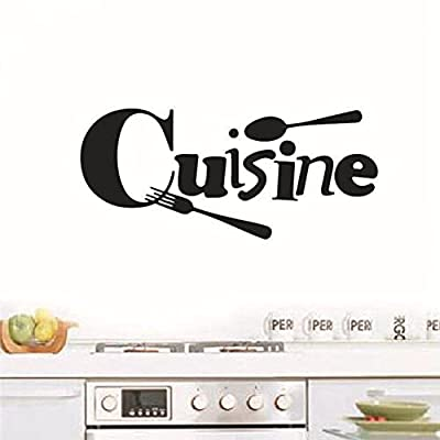 Onsinic Wall Stickers Home Decor Wall Decals for Kitchen Decoration Decal Sticker Wall Poster Home Decoration