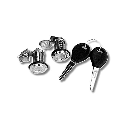 Well Auto Door Lock Cylinder Set w/Key(L & R) for 86