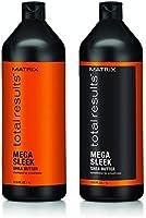 Matrix Total Results Mega Sleek Shampoo & Conditioner Value Pack (1 Litre)