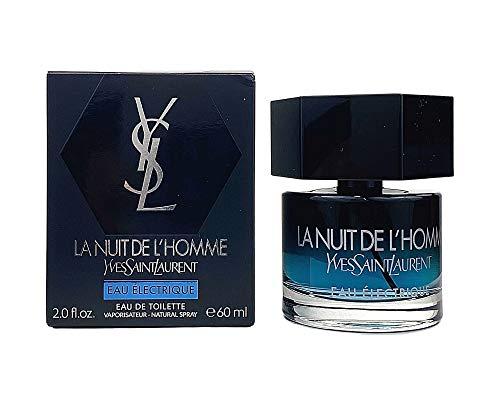 Yves Saint Laurent La Nuit de L`Homme Agua de Tocador - 60 ml