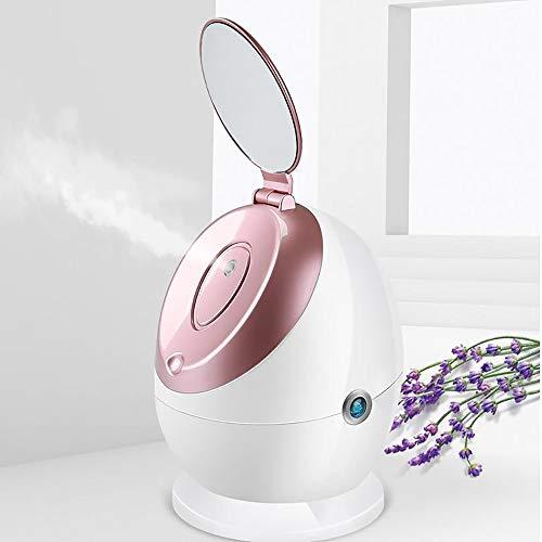 YGB Professional Gesichtssauna Nano Ionen Gesichtsdampfer Facial Steamer Luftbefeuchter Tragbar Gesichtssauna,Gesichtsdampfer, Porentiefe Gesichtsreinigung Für Die Gesichtspflege