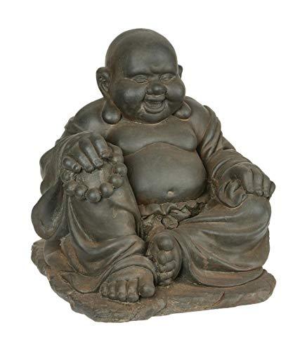 Bouddha rieur Pierre