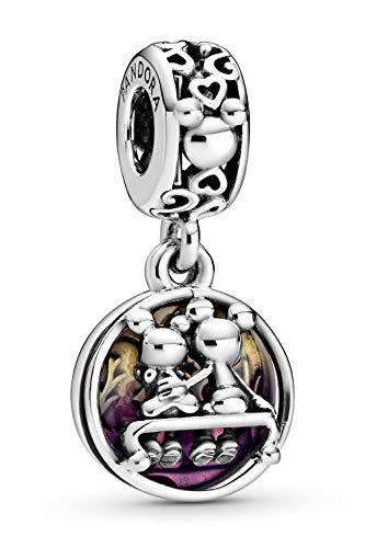 Pandora Charm-Anhänger Micky & Minnie Glücklich bis ans Lebensende 798866C01