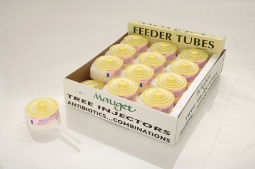 Mauget Imisol 4ml, Tree Injector Combination of Insecticide & Fungicide, Containing Imidacloprid & Debacarb (Imicide, Fungisol)
