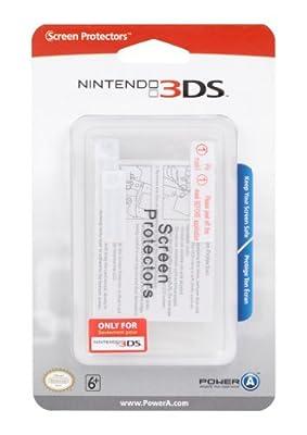 PowerA Nintendo Licensed Screen Protectors (Nintendo 3DS)