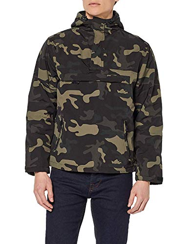 Brandit Windbreaker Darkcamo S