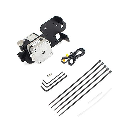 Extruder Kit 3D Printer Parts Compatible with Ender-3 v2 CR-10 V2/V3 E3D Printer with Connecting Wire