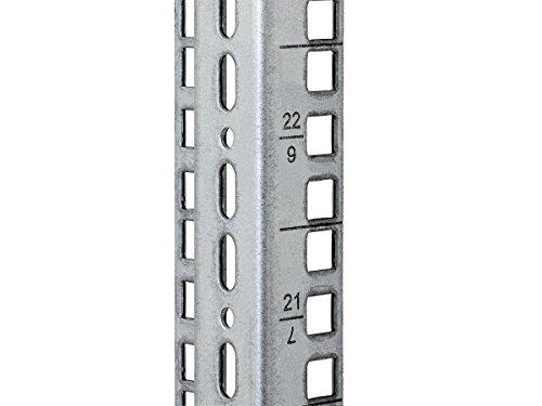 Triton RAX-VL-X32-X1 Accesorio de Bastidor Rack Rail - Accesorio de Rack (Rack Rail, Plata, Metal, 1434,4 mm)