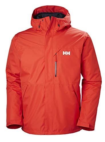 Helly Hansen Squamish Cis Shell Jacket, Hombre, Grenadine, XL