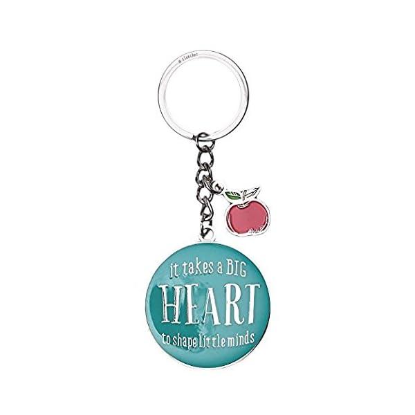 Heart Keyrings