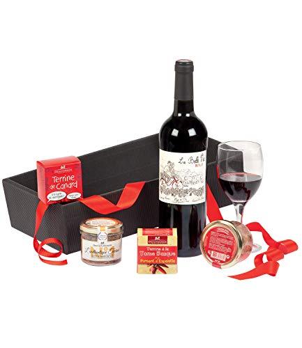 Ducs de Gascogne -La Belle Vie - comprend 4 terrines - spécial cadeau - 944720
