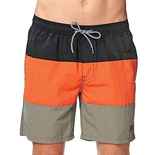 Globe Sidekicker Poolshort Short Homme, Carotte, 36\