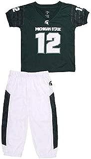 FAST ASLEEP Michigan State Spartans Dream Team Pajama Set