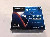 ブルーレイR4倍速1層10P Vシリーズ ソニー 10BNR1VDPS4 10枚パック [PC]