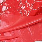 Bed Sheet Size Rubber Fitted Sheet Black Sheets Waterproof Sheets Couple Pleasure Toys DeYangKaiFaQuHongMengDianZiChanPinJingYingBu (Color : Red, Size : 220200CM)