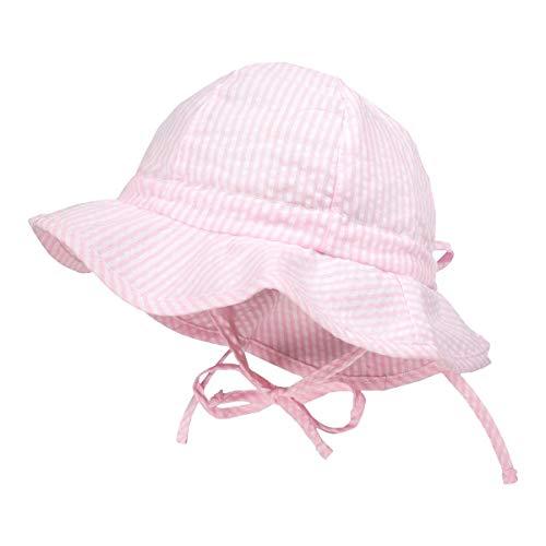 maximo Chapeau de Soleil rayé Chapeau bébé, Rose