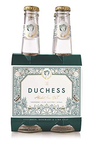 The Duchess alkoholfreier Gin & Tonic Greenery, 4er Pack (4 x 275 ml)