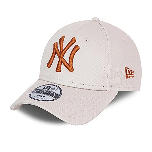 New Era New York Yankees League Essential 9Forty Adjustable Infant Cap - Infant