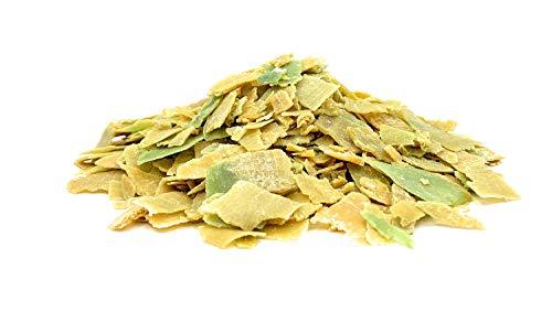 Carenesse Seifenflocken 400 g Naturwaschmittel ohne Zusatzstoffe für 40 Wäschen 30°-95°C biologisch abbaubar & hypoallergen Öko-Waschpulver Flüssigwaschmittel Fleckenentferner Seifenspäne