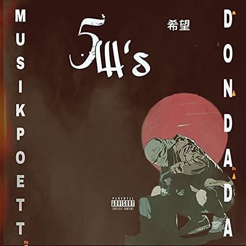 Don Dada feat. Musik Poett