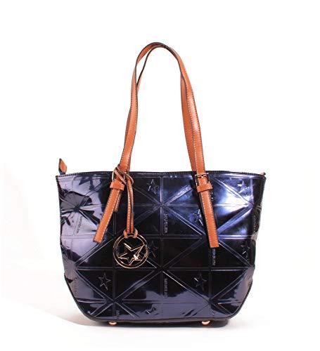 Thierry Mugler Tasche Caprice 2, Blau