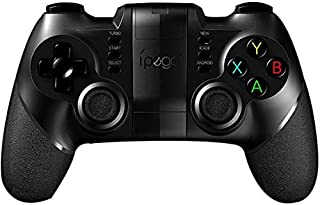 Wireless Bluetooth Game Controller Gamepad for Android & iOS, IPega PG-9077, Black