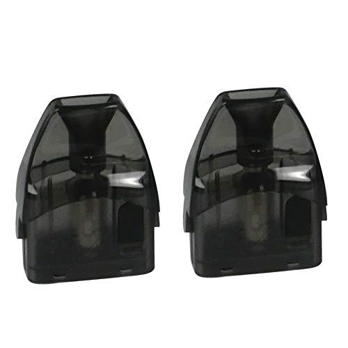 OBS Cube Pod Cartridge (1,4 Ohm), Riccardo Ersatzkartusche 4 ml mit MTL Verdampferkopf für e-Zigarette, 2 Stück