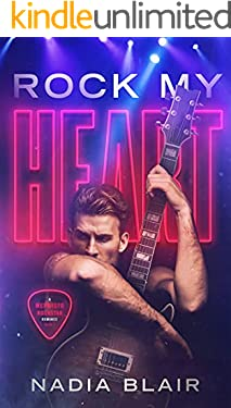 Rock My Heart: A Rockstar Romance (Mephisto Book 1)