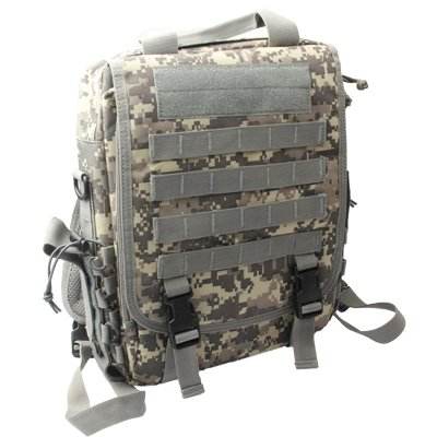 14 Inch Camouflage Style Portable Shoulder Strap Dual Layered Leisure Laptop Notebook Bag, Size: 370x80x300mm.Bag LiMinHua (Color : Color2)