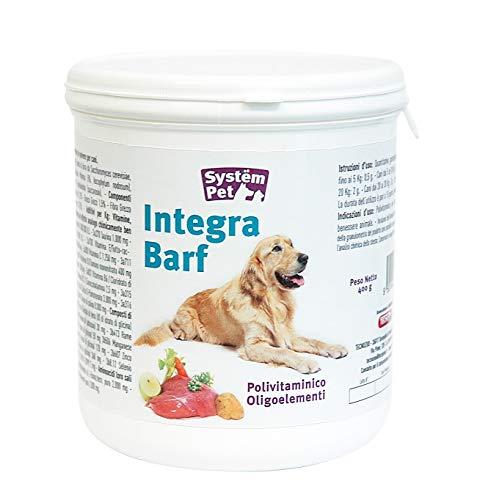 INTEGRABARF polivitamínico en polvo favorece el bienestar de los perros – Pelo y piel perro