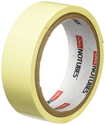 NoTubes Felgenband für Stans ZTR Felgen 60yd x 27mm, AS0073 Laufräder, gelb, 55m
