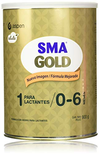 frisolac comfort de 1 a 3 años fabricante SMA Gold