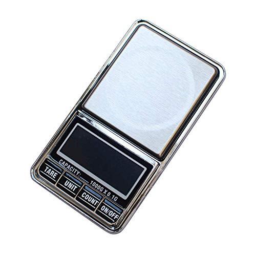 Keuken Thuis Multifunctionele Digitale Weegschalen Draagbare Mini 600G X 0 01G 1000G/0 1G LCD Digitale Zak Elektronische Weegschaal Hoge Precisie Goud Gram Weegschaal Balance-_600G_0.01G