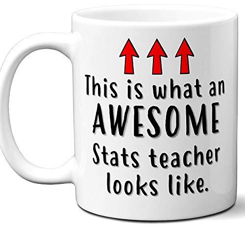 In plaats van Teacher geschenk. Funny School Coffee Mug. Het beste cadeau-idee voor professionele instructor leuke cool grappige kaartjes voor mannen, kerstfeesten, examenfeesten en andere gelegenheden. 11 oz.