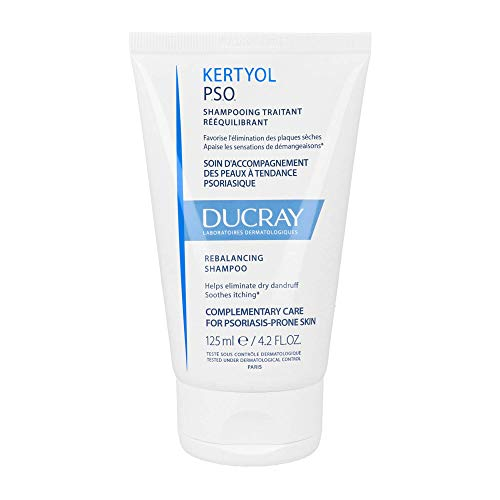 Ducray Kertyol P.S.O Kur-Shampoo, 125 ml