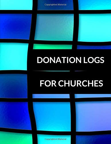 Donation Logs For Churches: Donation Log