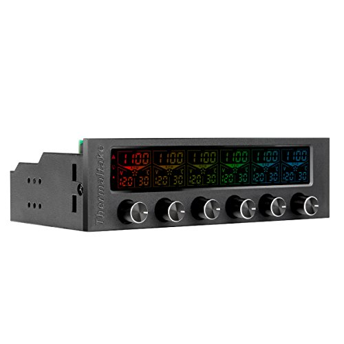 Thermaltake AC-024-BN1NAN-A1 Commander F6 RGB Aufrüstset
