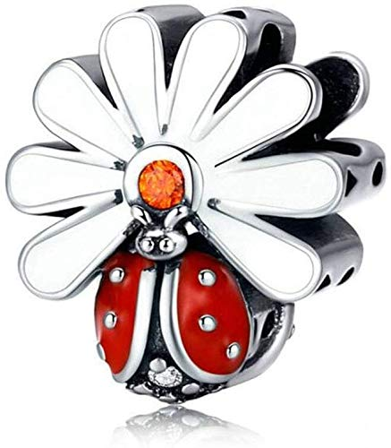 GLYIG Pandora Charm Beads for woman 925 Sterling Silver Charms compatible with Standard Bracelet, Gift Boxed