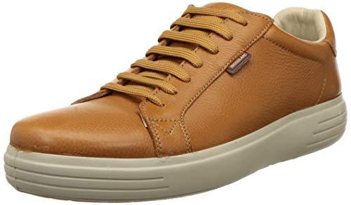 Woodland Men's Leather Sneakers-7 UK (41 EU) (8 US) (GC 2509117WS_SNAYPE)