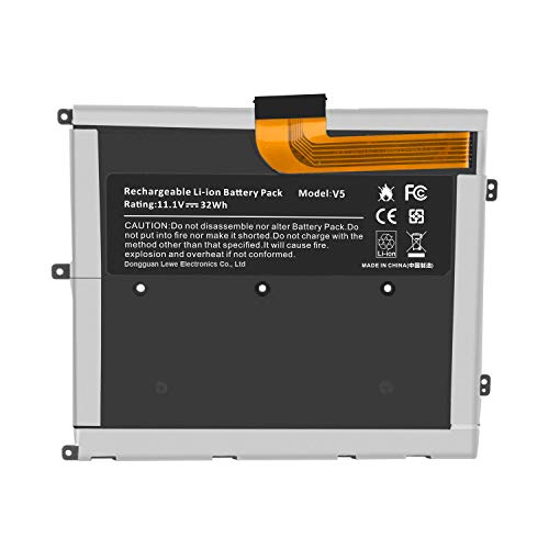 ARyee Laptop Battery Replacement for Dell Vostro V13 V130 V1300 V13Z, fits T1G6P 449TX 0NTG4J PRW6G 0NTG4J 0PRW6G 0449TX
